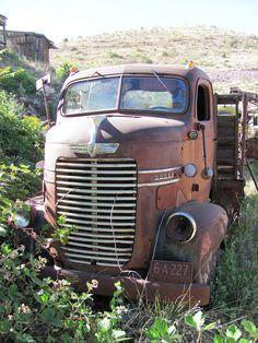 1942 Dodge C.O.E.