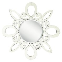 tocyn.daI pinned this Kichler January Wall Mirror from the Stacy Risenmay event at Joss and Main!
