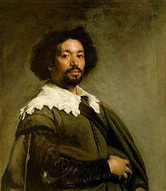 Retrato de Juan Pareja, by Diego Velázquez.