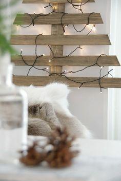 my scandinavian home: Guest post: DIY Christmas Tree
