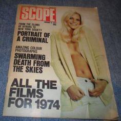 Magazines - SCOPE MAGAZINE - 4 JAN 1974 ( MOZAMBIQUE WAR , S.A. ... Slums, Crime, Nostalgia, War, Magazines, Africa, Journals, Crime Comics, Fracture Mechanics
