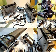 3D Manouver Gear - Shingeki no Kyojin/Attack on Titan.