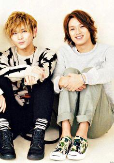 Takaki Yuya , Yamada Ryosuke Hey! Say! JUMP HSJ hey say best , hey say 7 #yuya #takaki #japan #boys