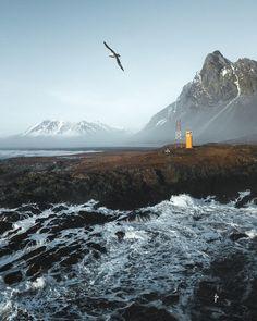 Winter Wonderland: The Magnificent Landscape of Iceland by Niklas Söderlund #photography #Iceland #landscaping #adventure #instatravel
