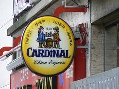 Cardinal beer Chocolate, Canning, Breakfast, Places, Beer, Morning Coffee, Chocolates, Home Canning, Brown