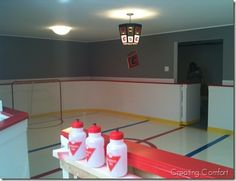 boys hockey bedroom - Google Search