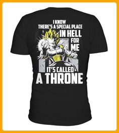 Dragon Ball I Know Theres A Special - Höllische shirts (*Partner-Link)