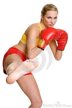 Erick Bonifacio likes Kickboxing