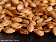 Roasting Pumpkin Seeds | Beautifully Klean