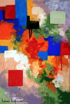 Hans Hofmann  See the best shows in New York on www.artexperience...