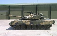 Cyprus T-80U