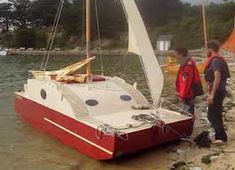 Image result for Cruising Scow