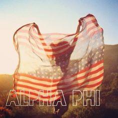 Alpha Phi + America