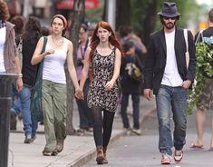 Keanu Reeves - Keanu Reeves in the East Village (May 11, 2009)