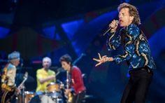 Rolling Stones se apresentam em São Paulo - http://glo.bo/24zQvZB #rock #music #oletour #rollingstones (Foto: Marcelo Brandt/G1)