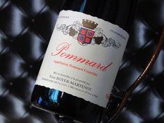 Pommard Villages. Domaine Yves Boyer Martenot. Vin rouge de Bourgogne #Pinotnoir #wine #winelover