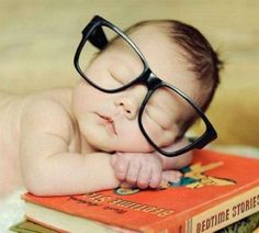 Cute!...but without the glasses ;)