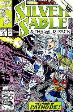 Silver Sable and the Wild Pack (1992) 7