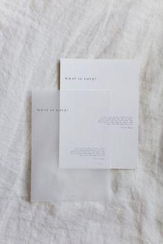 Ethereal — The Wells Makery Minimalist Wedding Invitations, Wedding Invitation Design, Wedding Stationary, Wedding Paper, Wedding Cards, Wedding Decor, Stationery Design, Branding Design, Invitation Cards