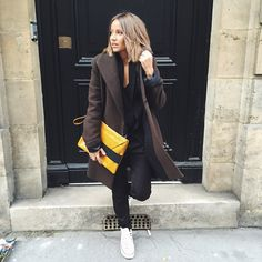 Fashion blogger - Camille @noholita Instagram photos | Websta
