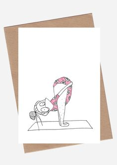 Bend over via SpilledAase.com. Click on the image to see more!