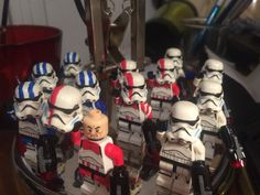 Stormtrooper clonetrooper Lego star wars