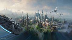Star Wars Land WDW