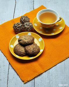 Recette sans sucre, sans œuf, sans gluten : cookies au chocolat