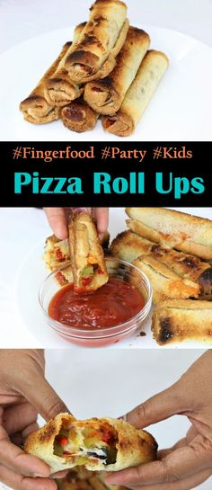 These Pizza Roll Ups are very easy to make and its very yummy. And the best of all, you can customize them to the different pizza styles for your family members. Pizza Roll Ups are my families favorite. My son love this roll ups. I baked my Pizza Roll Ups, you can deep fry them too if you wish to. Perfect for after school snacks or for lunch box. #Fingerfood #Party #Kids