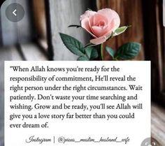 Women In Islam Quotes, Religion Quotes, Muslim Love Quotes, Love In Islam, Quran Quotes Love, Quran Quotes Inspirational, New Quotes, Woman Quotes, Trust Allah Quotes