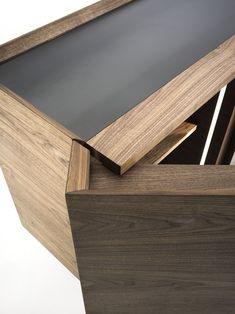 ideas glass door knobs ideas woods for 2019 Retro Furniture, Wood Furniture, Furniture Design, Wooden Door Design, Wooden Doors, Joinery Details, Muebles Living, Glass Door Knobs, Wood Detail