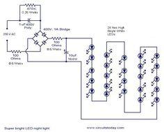 Excellent Led Lamp Circuit Schematic Diagramm Luchshie Izobrazheniya 10 Wiring Database Gramgelartorg