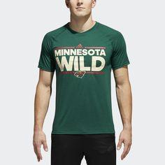 adidas Wild Tee - Mens Hockey T Shirts