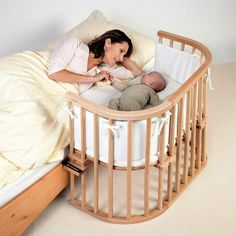 Baby cribs Wish they had this when I was having my babies.