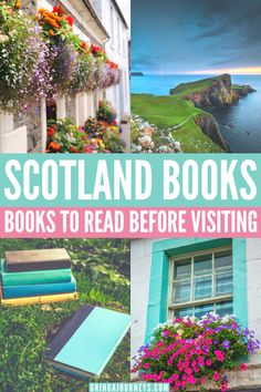 Here are the best books about Scotland! We'll cover Scottish classics, historical fiction about Scotland, mystery, travel, and Scottish history books. #booksaboutscotland #scottishbooks #scottishhistory #scottishhighlands #outlander | Books to read before visiting Scotland | Scottish authors | Books set in Scotland | Books on Scotland | Travel books on Scotland | Scottish romance novels | Scottish historical fiction | Scottish mystery series Scotland Travel, Visiting Scotland, Ireland Travel, Scotland Girl, Scotland Vacation, Travel Movies, Travel Books, Europe Travel Guide, Travel Destinations