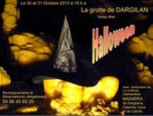 Les 30 et 31 Octobre à la Grotte de Dargilan animation spéciale Halloween, bouhhhh... Plus d'informations sur  http://www.causses-aigoual-cevennes.org/tourisme/fetes/halloween-dans-la-grotte-de-dargilan-2/