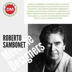 #MeetTheDesigners #DesignMemorabilia #Italy #creative #design #gift #kitchenware #kitchen #homedecor #home #RobertoSambonet