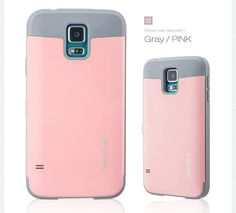 ONE DAY ONLY! ENDS 09/11/2014 EUREKA GALAXY S 5 CASE [PINK] BUILT-IN CARD POCKET #samsunggalaxy5accessories #galaxy5cases