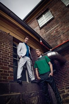 Mario Götze and Marco Reus in German GQ World Cup Winners, World Cup 2014, Gq, German National Team, Dfb Team, Fc Bayern Munich, Football Love, Football Pictures, Sports Stars