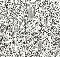 ThisiscolossalcomExtraordinary Scenes Hand Cut From Rice Paper - Incredible intricately cut paper designs bovey lee