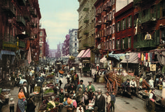 You're looking at some of the very first color photographs of North America! A fascinating new photography book called An American Odyssey opens the archiv