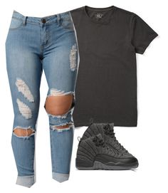 """Untitled #473"" by tdgaaf on Polyvore featuring Ralph Lauren and NIKE"