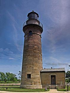 Erie Land Lighthouse ~ Erie, Pennsylvania