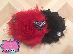 A personal favorite from my Etsy shop https://www.etsy.com/listing/262416994/you-pick-valentines-day-heart-shabby-bow