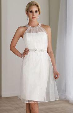 http://dyal.net/casual-beach-wedding-dresses Plain Casual Beach ...
