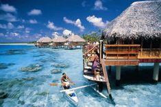 Tahiti dream vacation