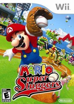 Mario Super Sluggers - Mario, Sluggers, Super