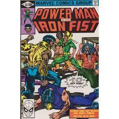 POWER MAN #69   1974-1981   VOLUME 1   MARVEL    $6.00