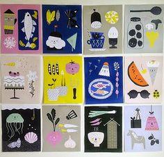 print & pattern: DESIGNERS - muffin & marianne