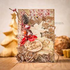 С Рождеством вас! Новая открыточка и о конфетках) | Enjoy your life